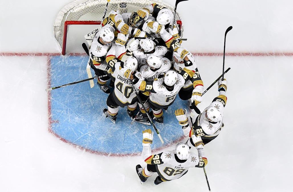 Fleury Leads Knights To Historic Sweep Of Kings Aol News