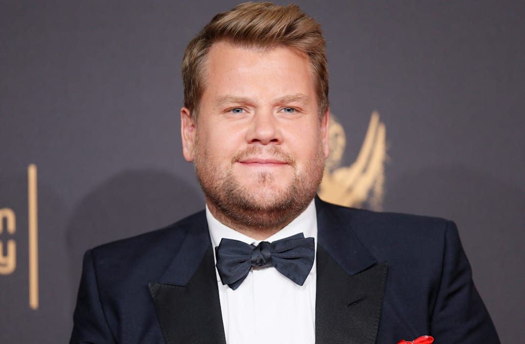... James Corden apologizes for Harvey Weinstein jokes at amfAR Gala    Sexual assault is no laughing matter  492ae02feffa