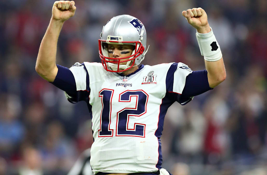 the first super bowl to go into overtime in history took a thrilling turn in the fourth quarter as the new england patriots came back from a 25 point