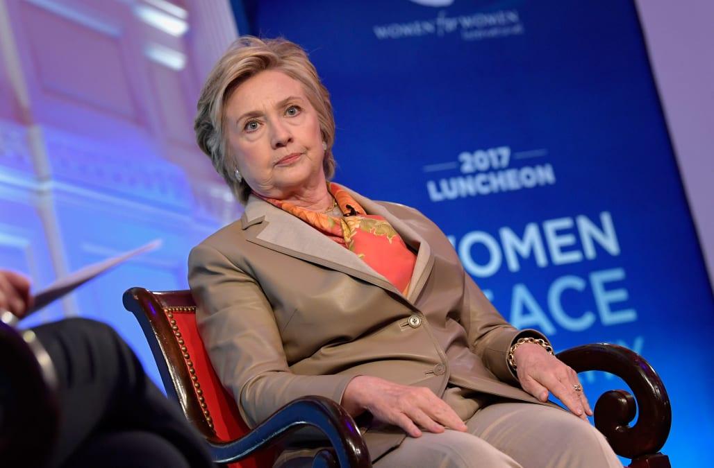 President Barack Obama's former senior adviser, David Axelrod, told CNN on  Wednesday that Hillary Clinton should take full responsibility for her  mistakes ...