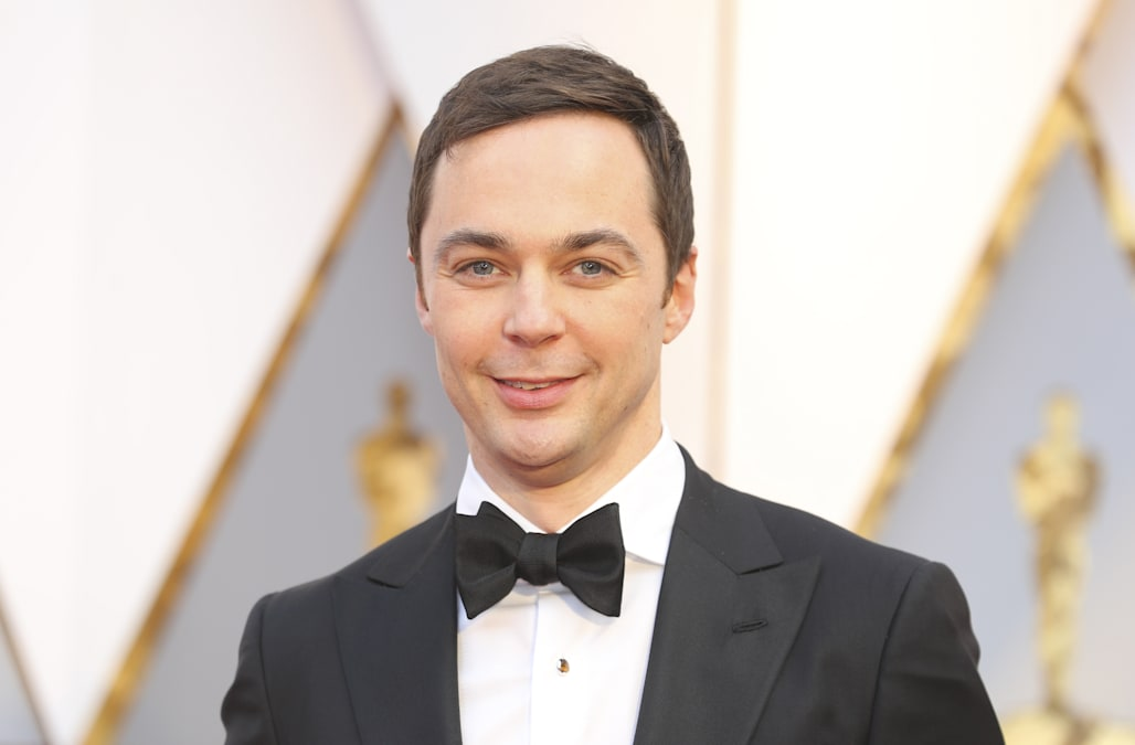 Jim Parsons marries lo...