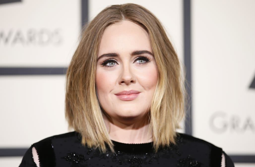 Fan Shares Handwritten Letter From Adele Hinting She Ll