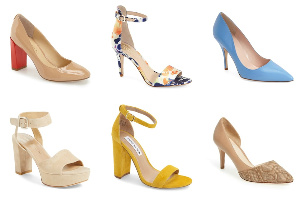 Cutest shoes to wear this spring