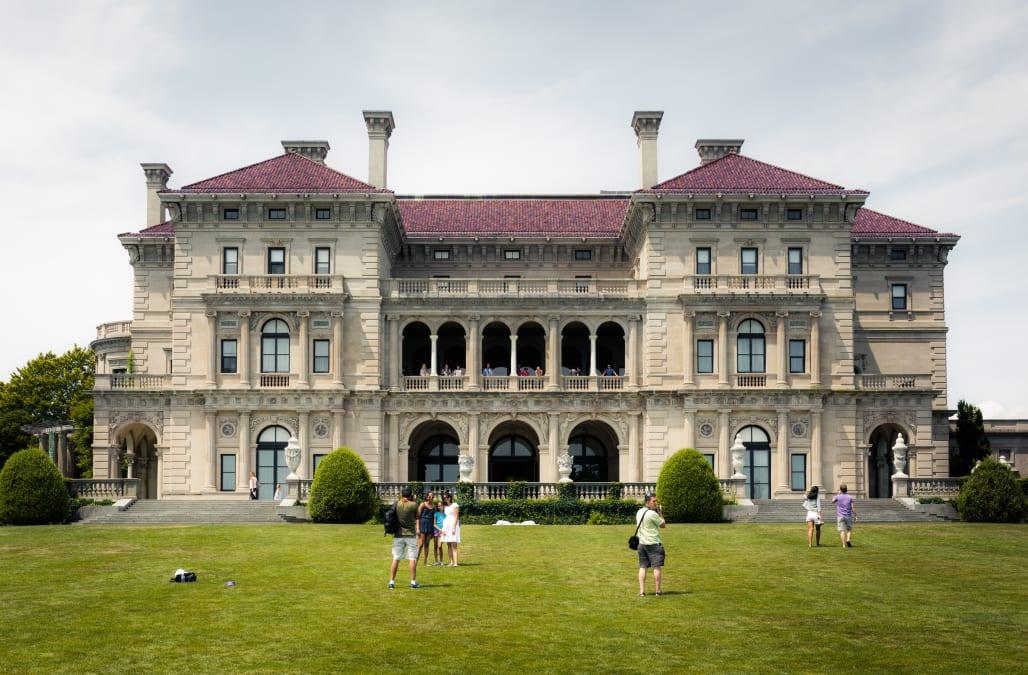Newport Rhode Island Real Estate Taxes