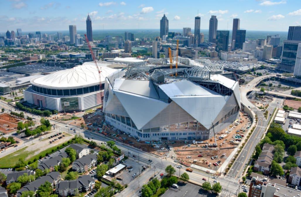 Atlanta Falcons New Stadium Food Prices
