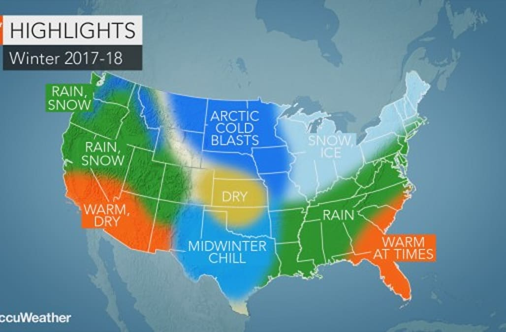 Some Chilly Winter Weather Is In Store For The Northeast And Mid Atlantic With January Threatening To Bring The Coldest Air Of The Season