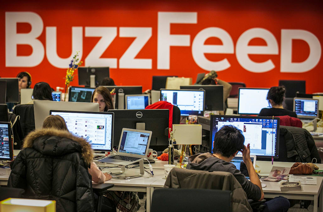 BuzzFeed to lay off 100 employees, President Greg Coleman