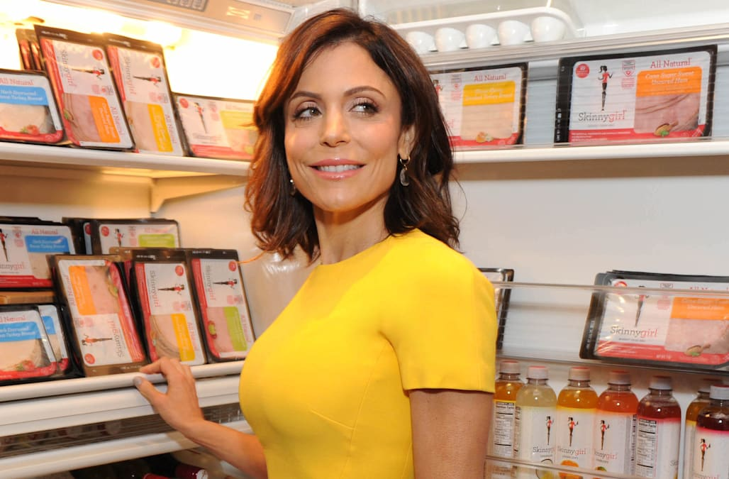 d54da896195 Bethenny Frankel talks upcoming  Shark Tank  stint   I m not looking to get  into any sort of altercation with the Sharks