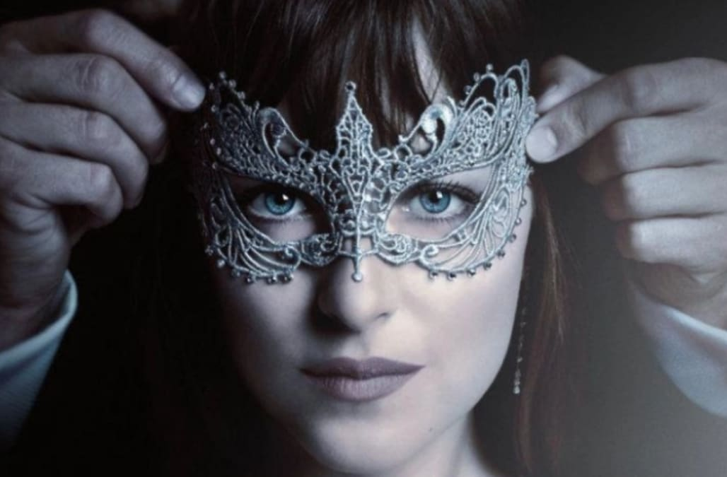 Fifty Shades Darker First Look At Fifty Shades Of Grey Sequel