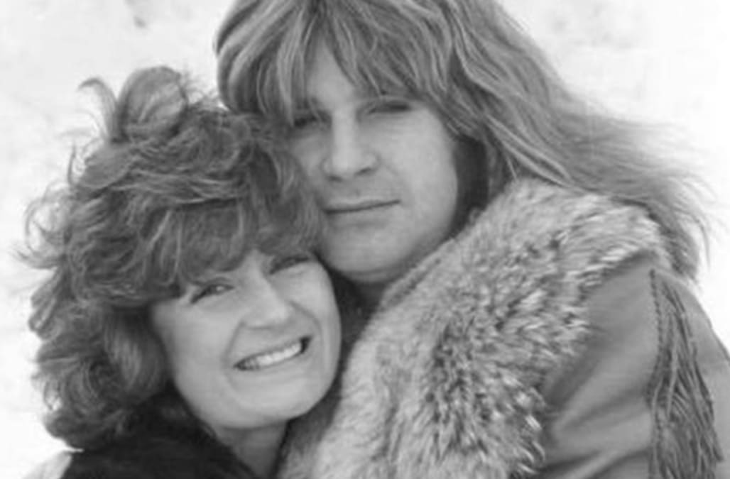 Ozzy And Sharon Osbourne Celebrate 35th Wedding Anniversary See The Sweet Throwback Pics