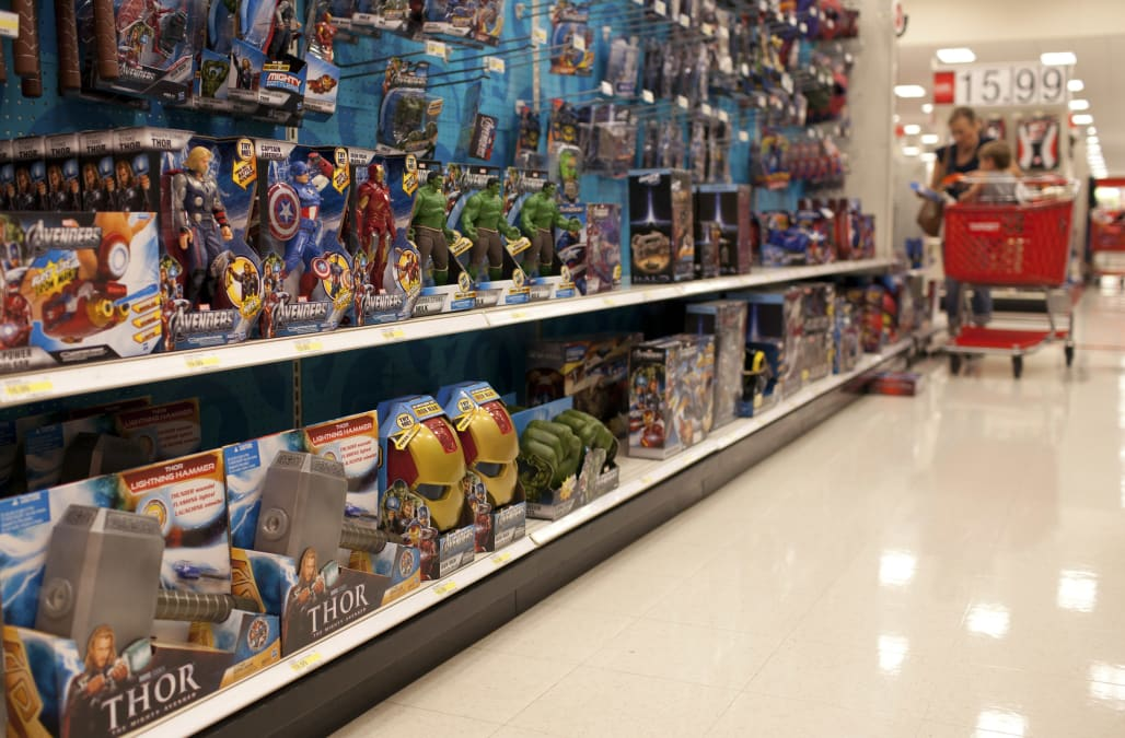 Toys In Walmart And Target
