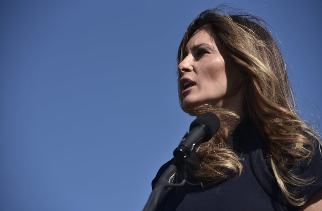 209195cc Meet the designers who are happy to dress Melania Trump as first lady --  and the ones who won't
