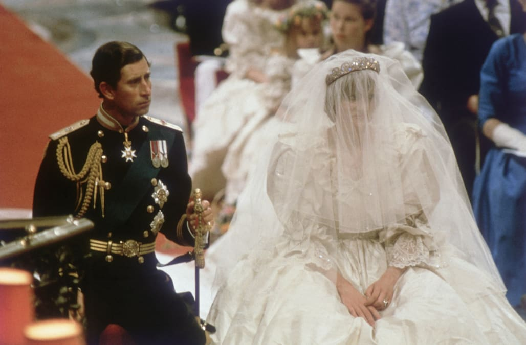 Designers Behind Princess Diana S Iconic Wedding Gown Reveal