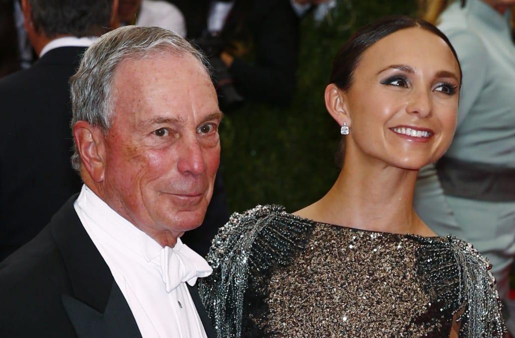 Michael Bloomberg Daughters
