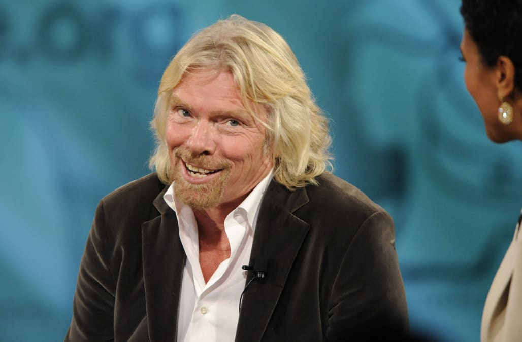 Richard Branson is predicting the end of meat in 30 years ...