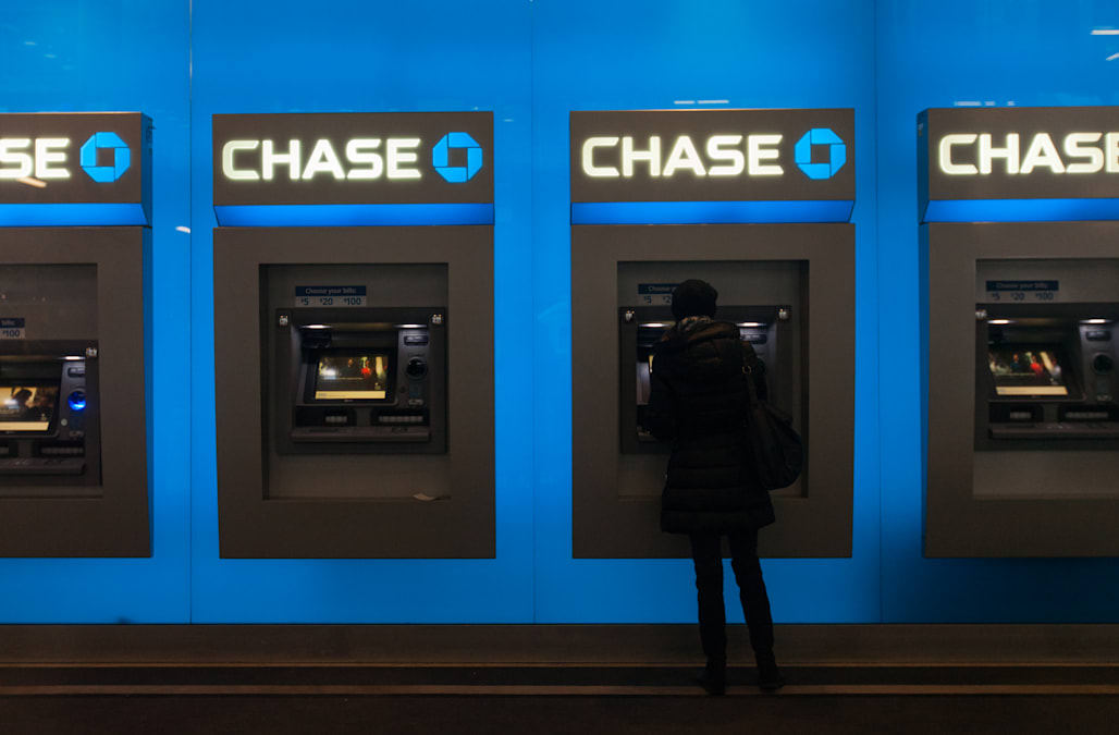 You no longer need a card to get cash from nearly every Chase ATM