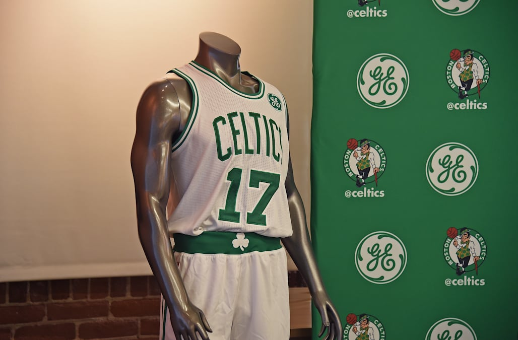 f6a93822a323 NBA looking to raise  150M annually with ads on uniforms - AOL News