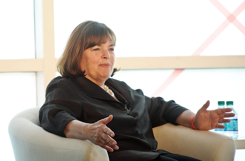 Ina Garten ina garten has officially crowned her favorite kitchen tool - aol