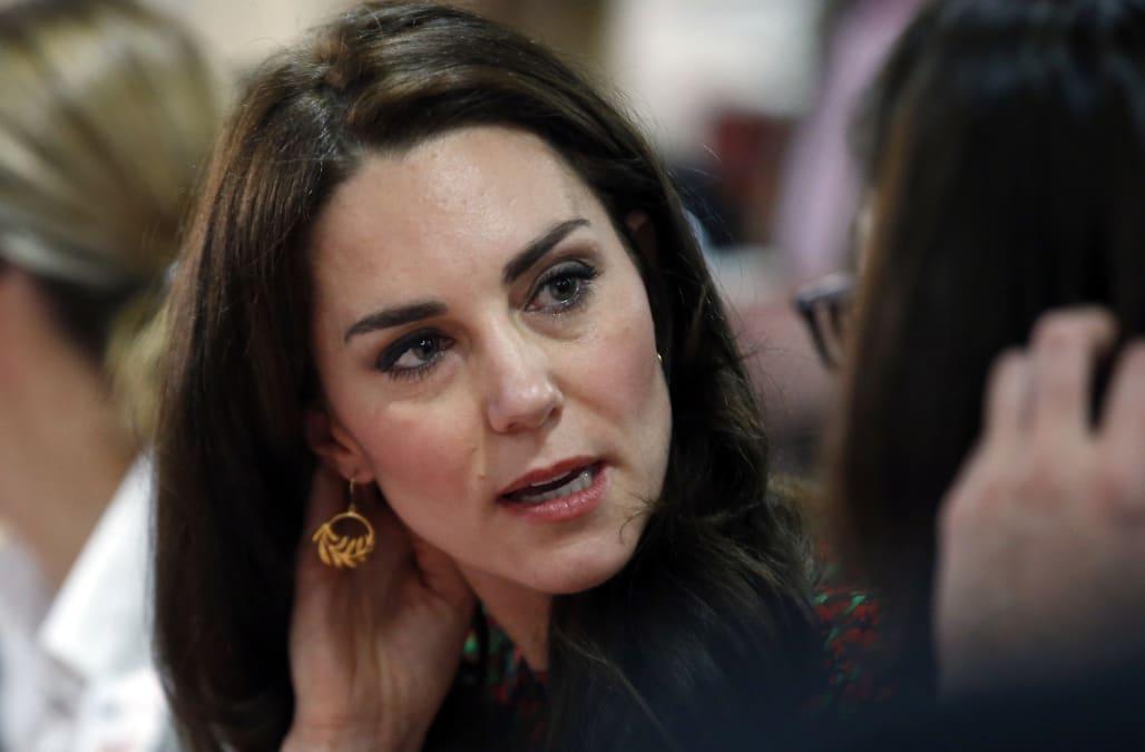 Former Butler Says Princess Diana Made Kate Middletons Life Easier