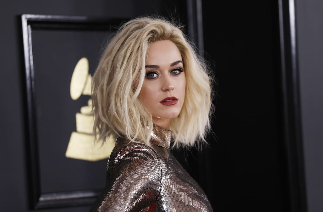 Katy Perry Shows Off Her Jesus Tattoo With A Religious