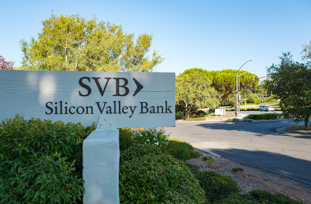 silicon valley bank is thinking about removing names from