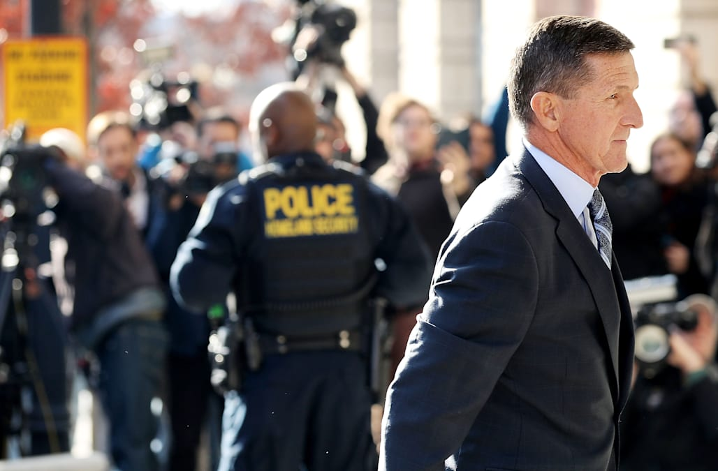 Image result for Michael Flynn pleads guilty to lying to FBI in Mueller probe