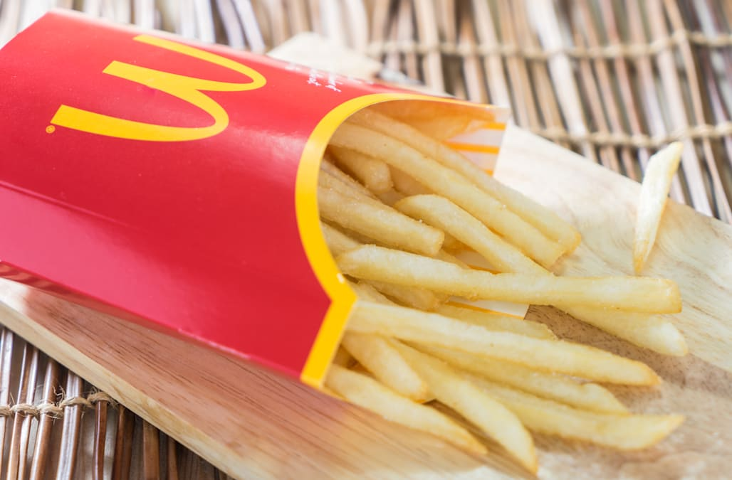 Image result for Sorry To Tell You, But This Is What's Really Inside McDonald's Fries