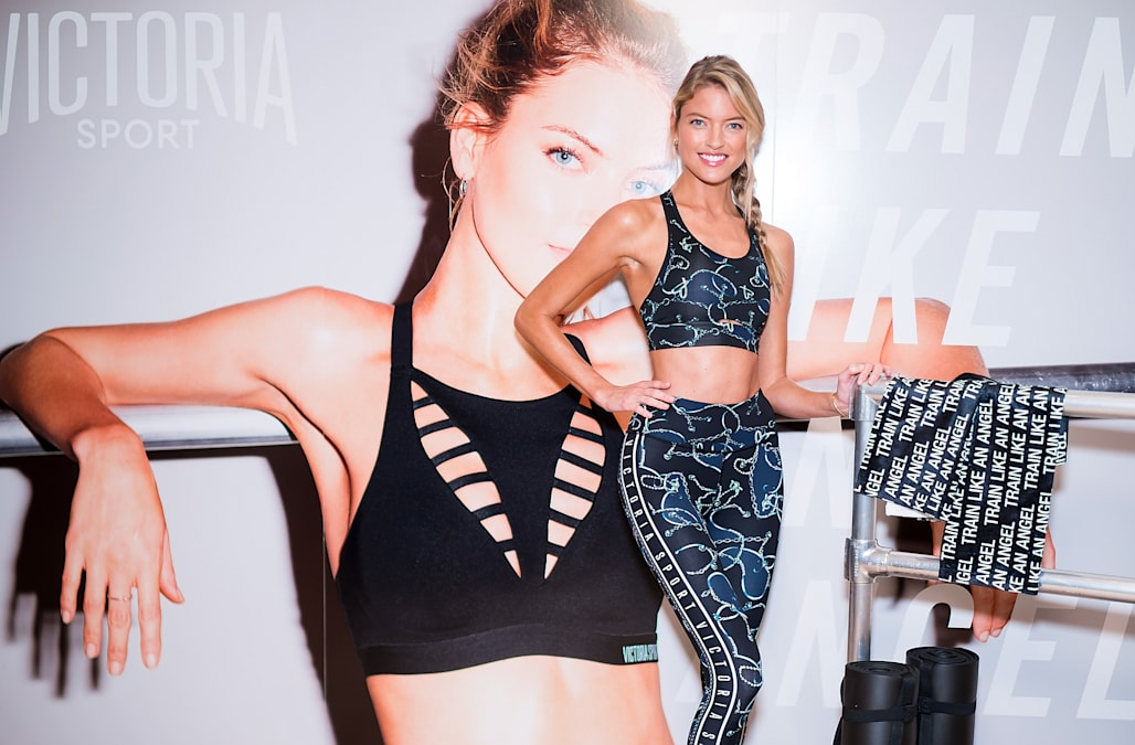 aa8ab505478cef Victoria's Secret Angel Martha Hunt reveals small details on the VS Fashion  Show, her favorite workouts and more