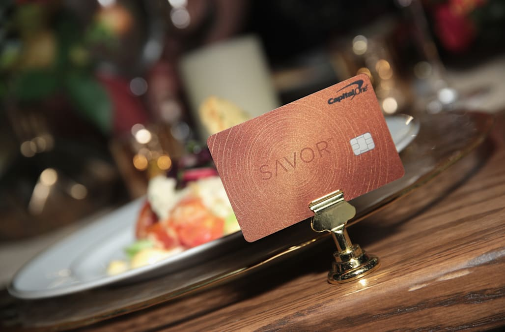 Capital One S New Savor Card Literally Pays You Money For