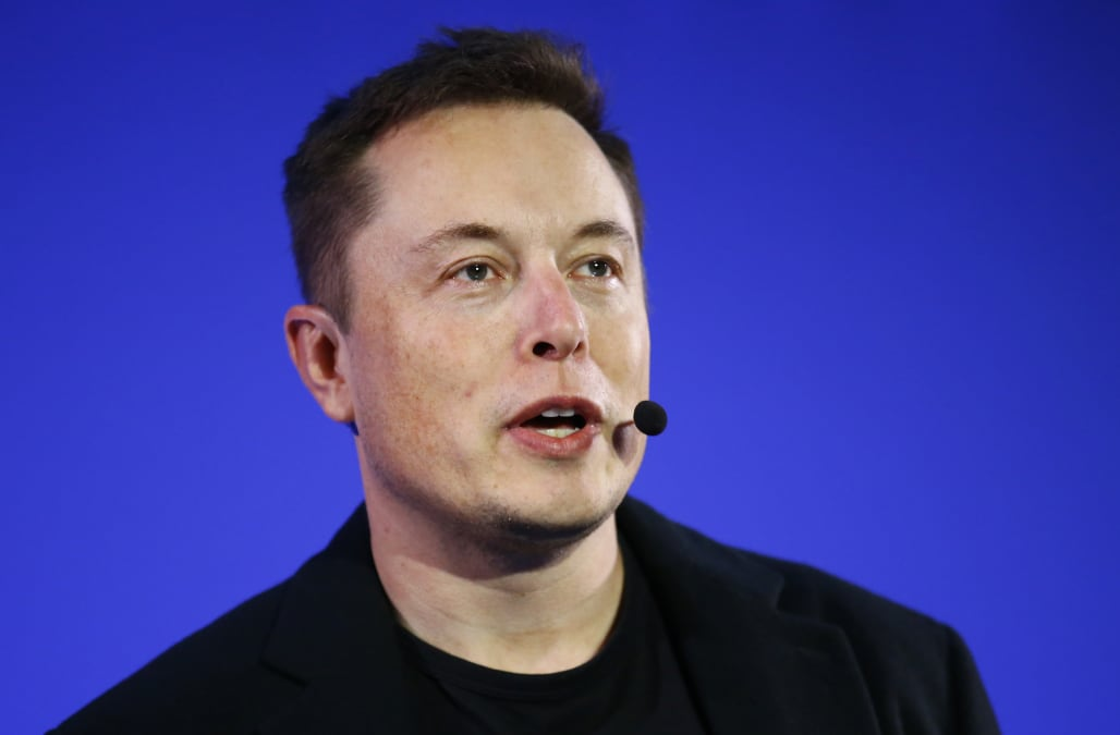 Elon Musk's net worth fell by $779 million the same day his
