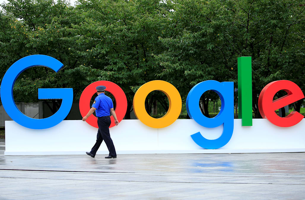 Google has been offered help from an unlikely source in its mission to return to China