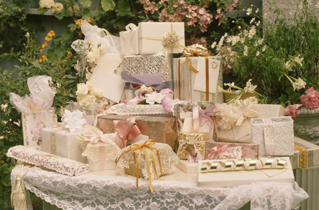 Data Reveals Average Wedding Gift Amount Aol Lifestyle