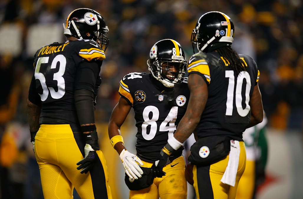 NFL-high eight Steelers selected to 2018 Pro Bowl - AOL News eeb135e35