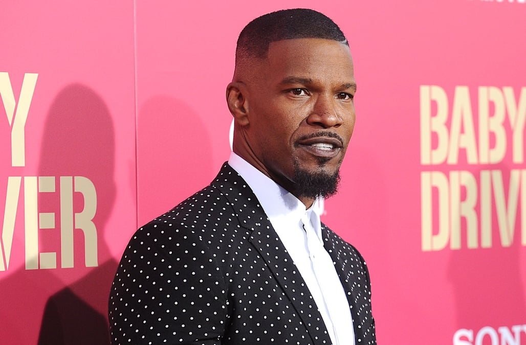 Jamie Foxx And His Family