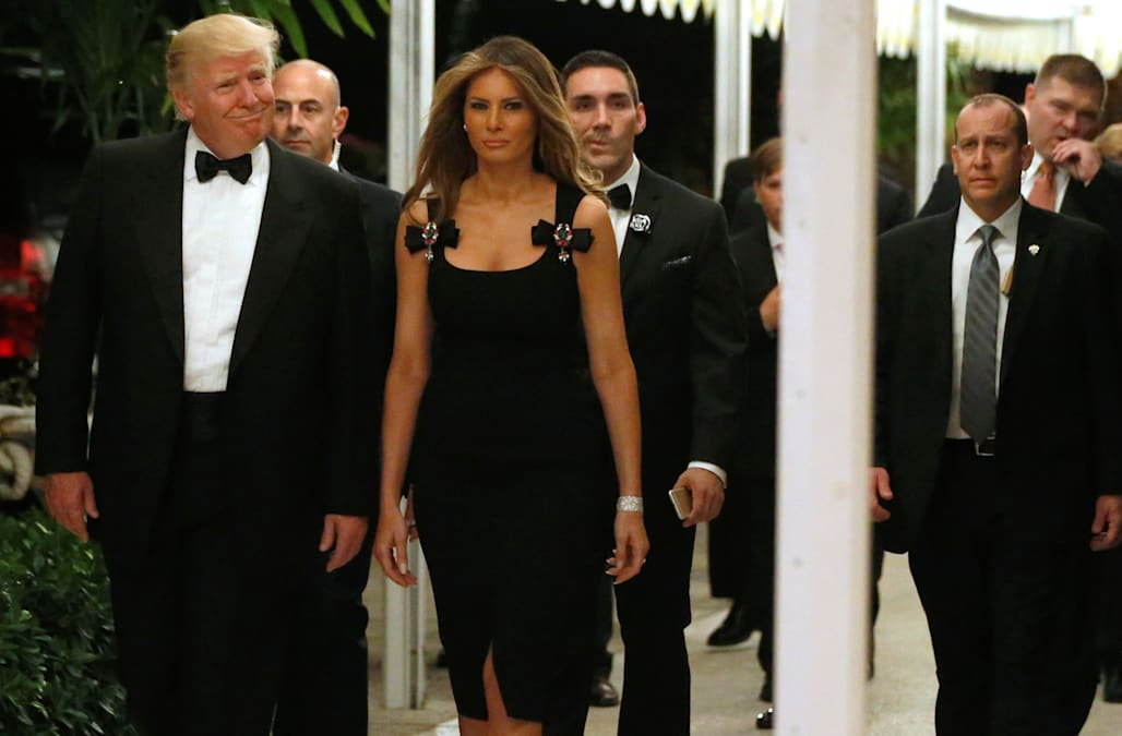 95e6c95e Famed designer goes to war with his Instagram followers after praising  Melania Trump