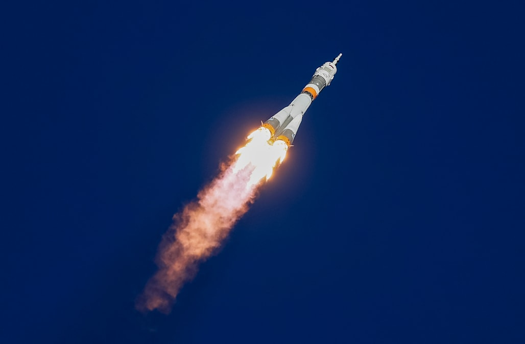 Rocket carrying space station crew fails in mid air but crew are safe