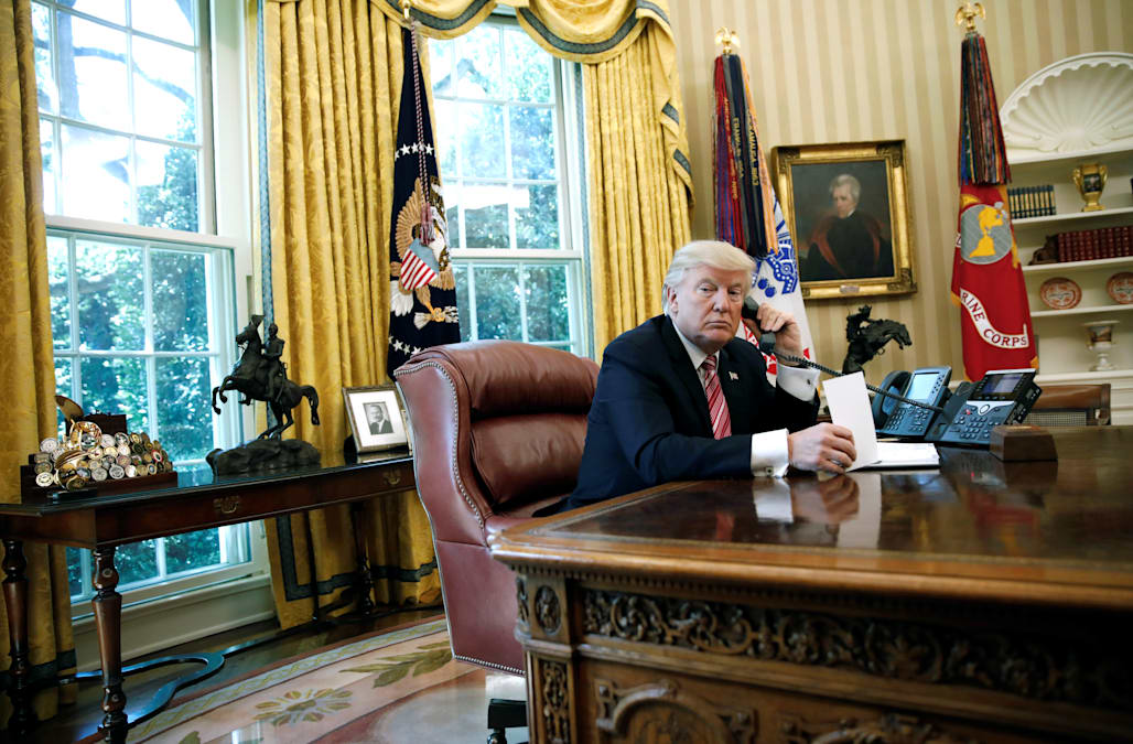The Way Trump Decorates The Oval Office Could Influence ...