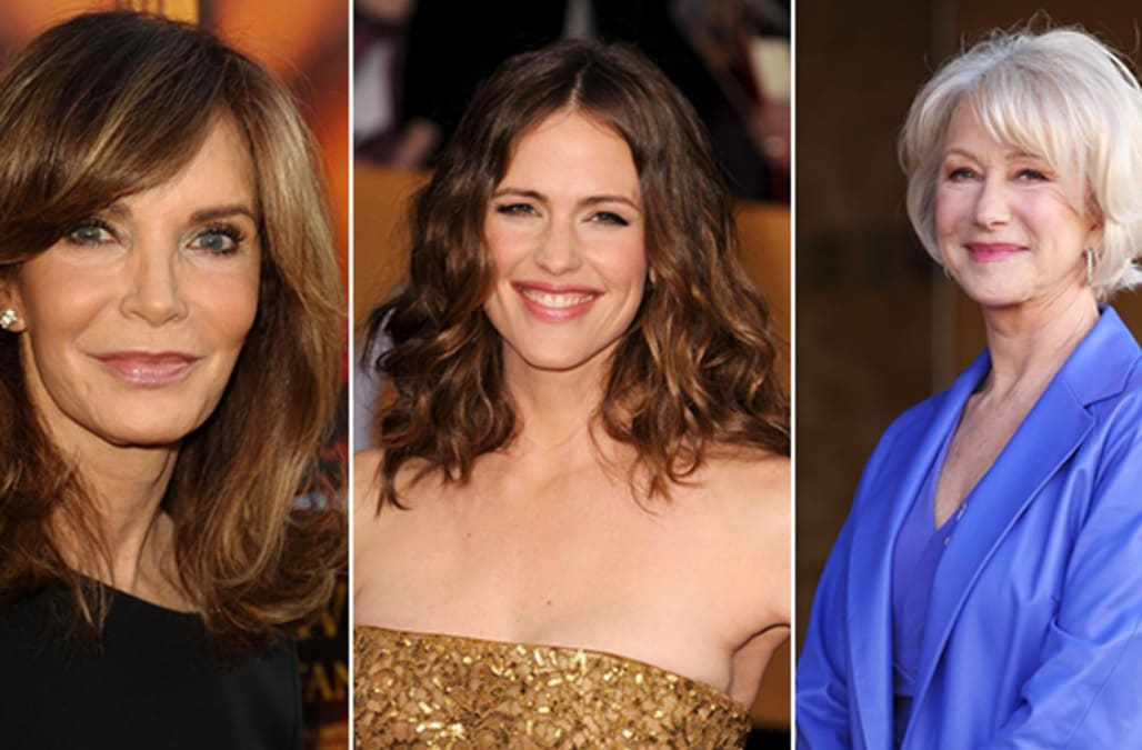 The Best Haircuts For Women In Their 40s 50s And 60s Aol Lifestyle