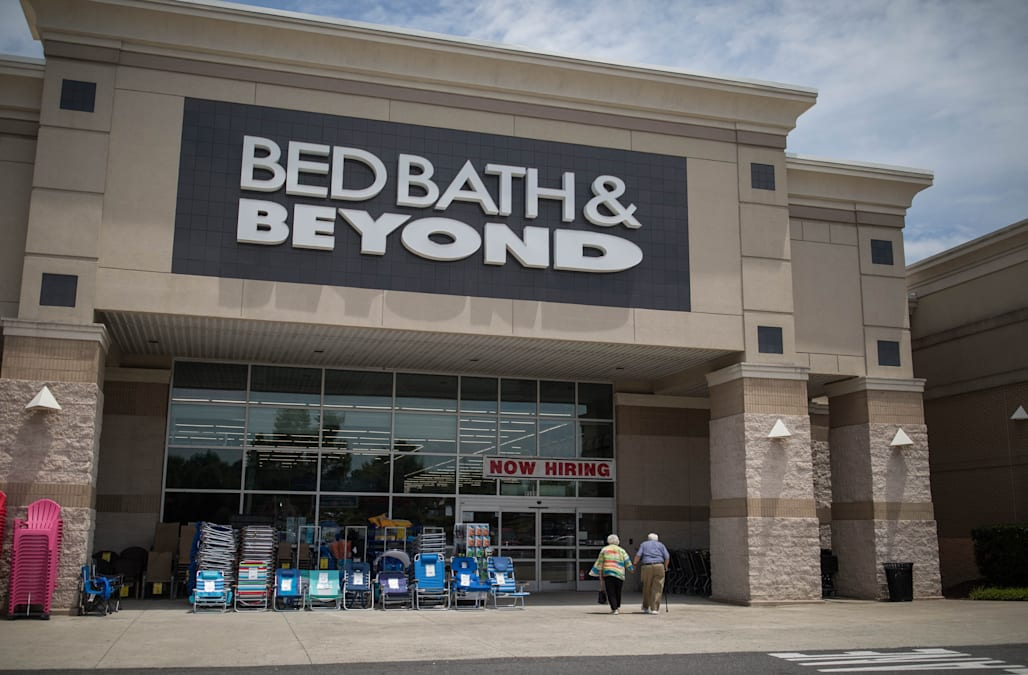 Bed Bath & Beyond customers are starting not to care about the best ...