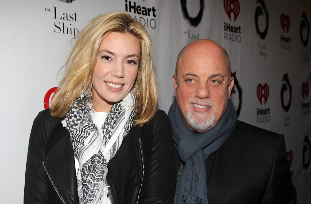 Billy Joel  And Wife Alexis Roderick Are Expecting A Baby