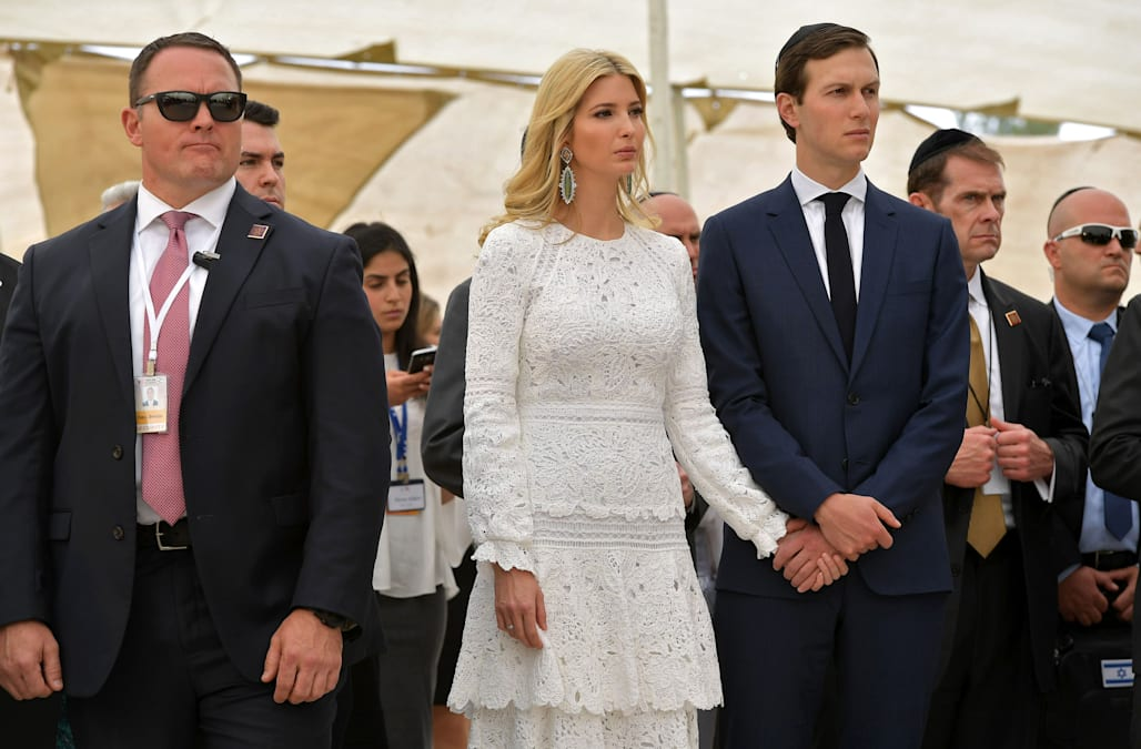 Jared Kushner And Ivanka Trump In A World Of St After Moving To Dc