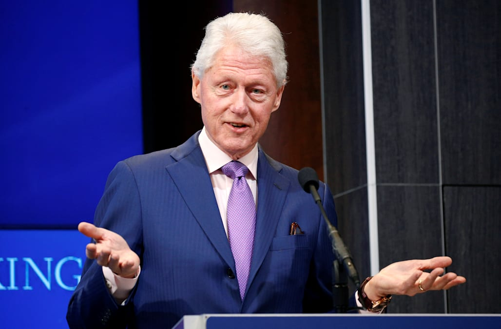 an argument on the accusations against president bill clinton Juanita broaddrick is right with her latest twitter: if you want the fbi to go back that far @hillaryclinton @msnbc to investigate ford's allegations let's investigate my rape allegations against bill clinton, too.