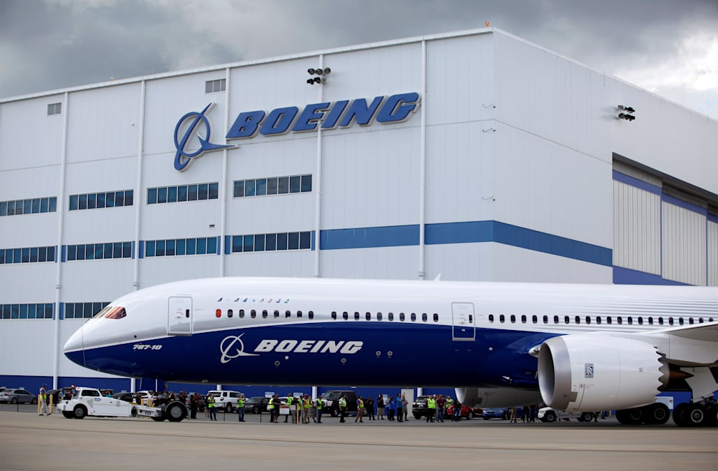 Boeing signs defense, commercial deals with Saudi Arabia