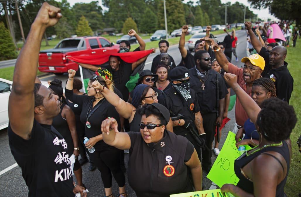 Die neue Black Panther Party 13