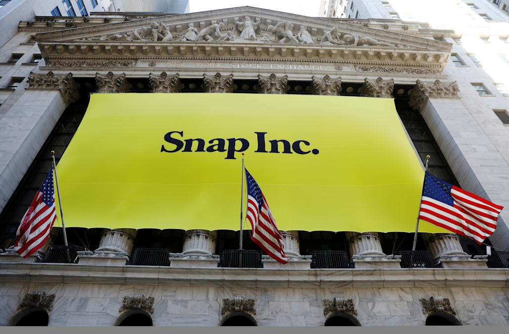 Aol Finance Stock Quotes Pleasing Snapchat Ipo 2017 How To Buy Snap Stock On The Nyse  Aol Finance
