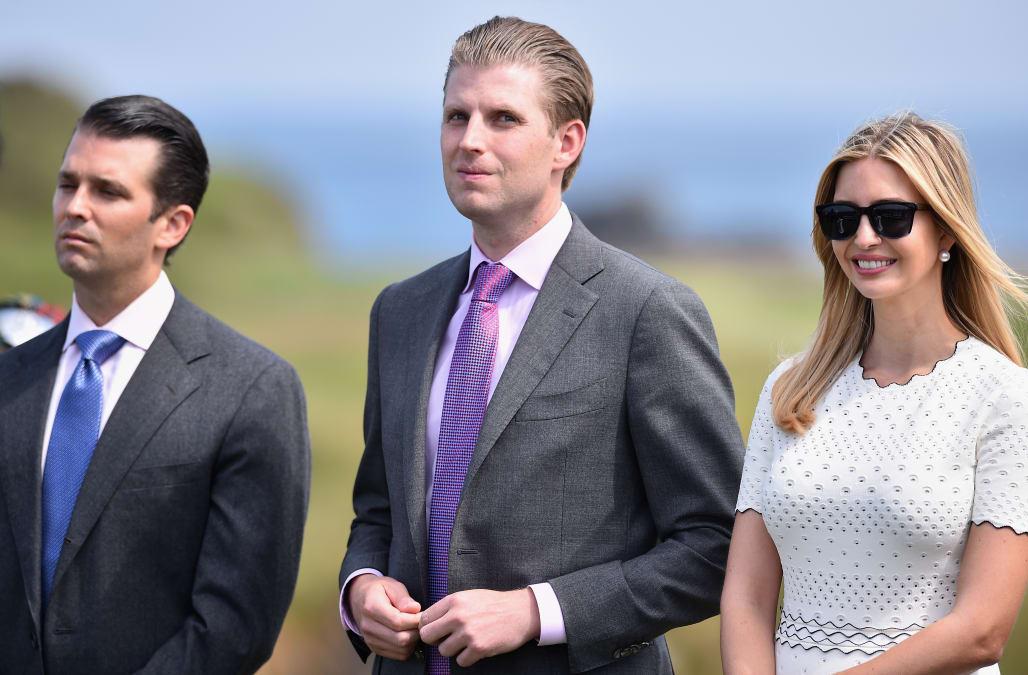 этой свадьба фото эрик трамп сын трампа для девушек открывается
