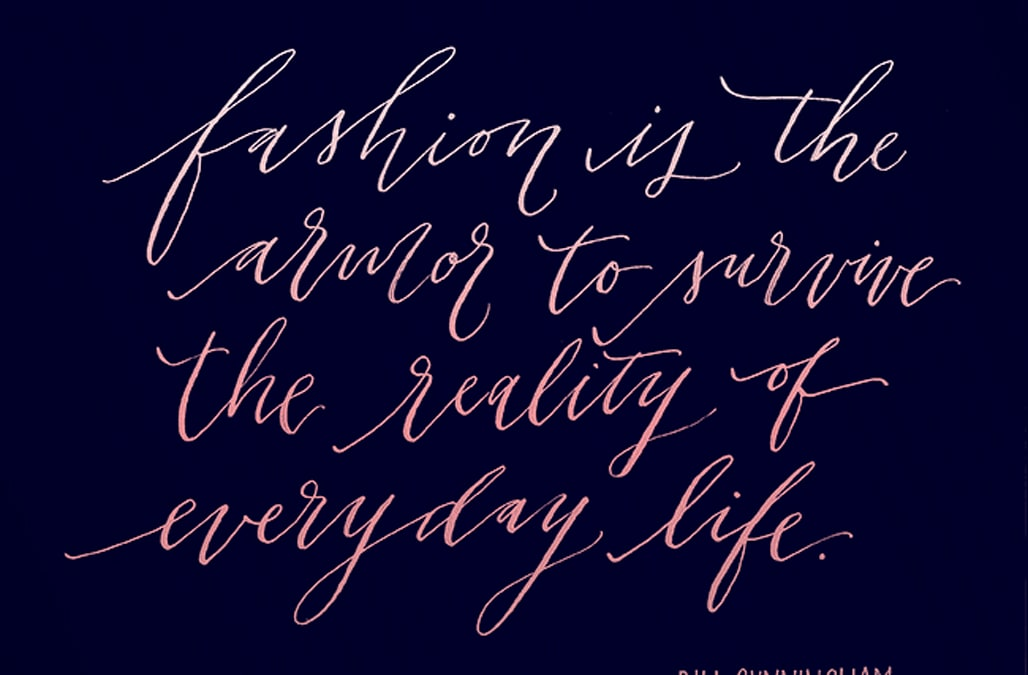 The Best Fashion Quotes Of All Time Aol Lifestyle