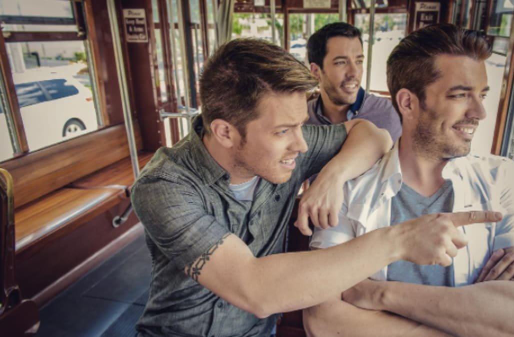 The Property Brothers Have Another Brother Meet JD Scott