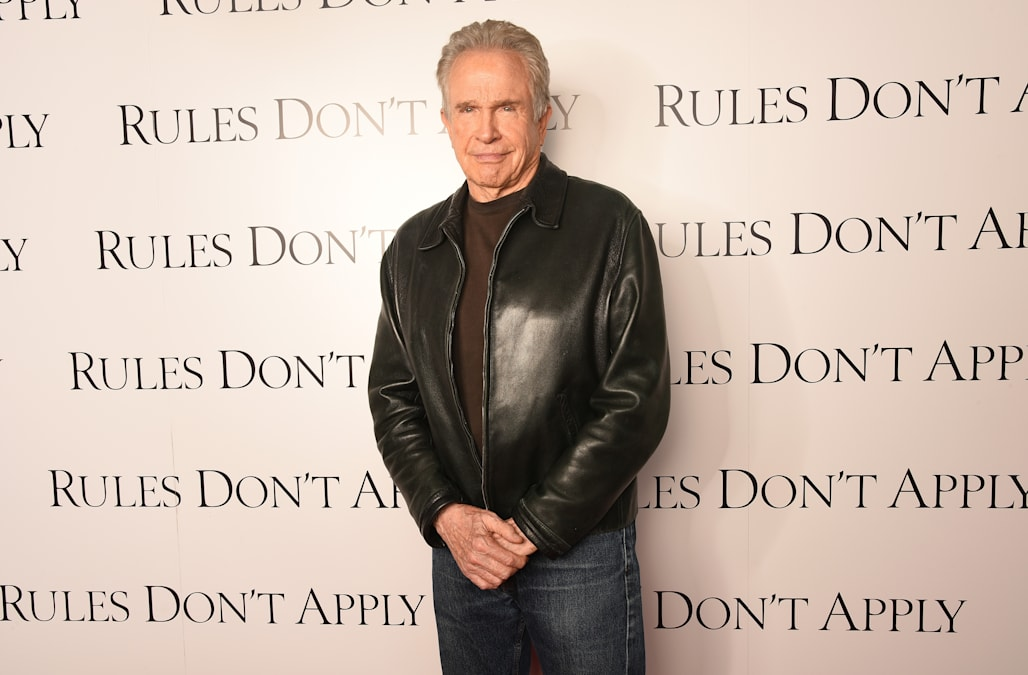 4b306a0fd928 Warren Beatty sets the record straight on 2017 Oscars mix-up and sleeping  with 13