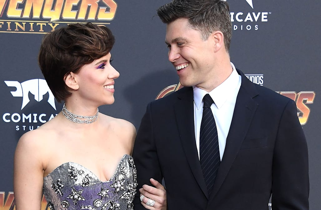 Scarlett johansson dating in Brisbane